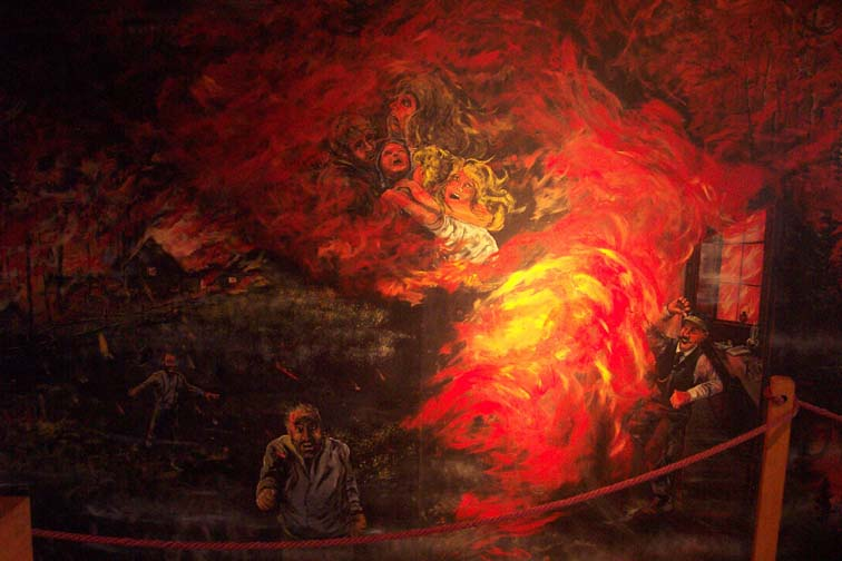 Hinckley Fire Museum The Morbid Sightseer